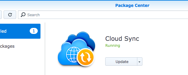 How To: Synchronise Google Drive, Onedrive or Dropbox with Synology NAS