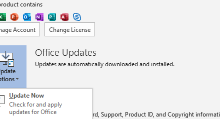 Fix: Force Office 365 Click to Run Version