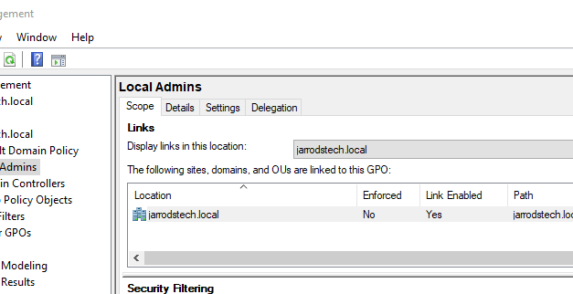 HOW-TO: Make domain users local admins on all pcs with GPO